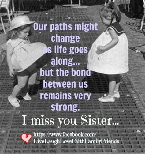 I Will Miss You Sis Quotes