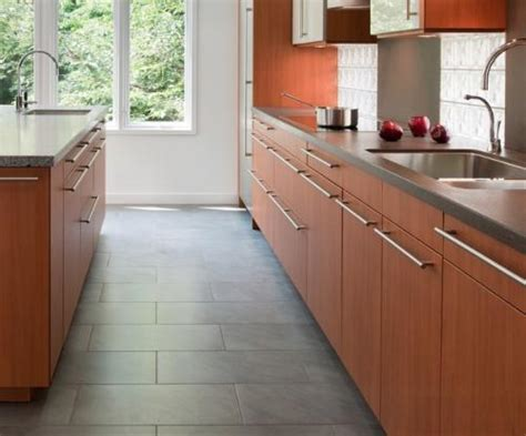 best wood floor for kitchen احدث افكار الديكور في ارضيات المطبخ ماجيك بوكس 7812