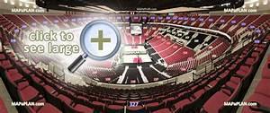 Moda Center Rose Garden Arena Seat Row Numbers