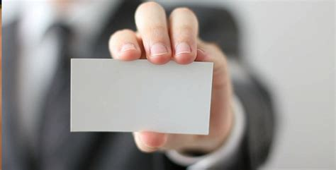 Businessman Showing Blank Business Card By Logomaster Car Valeting Business Card Ideas Holder Wooden Wallet Walmart Scanner Compatible With Outlook Us Sizes Visiting Attorney Example Cards For Handyman Examples
