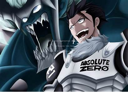 Silver Deliora Fairy Tail Fullbuster Slayer Devil