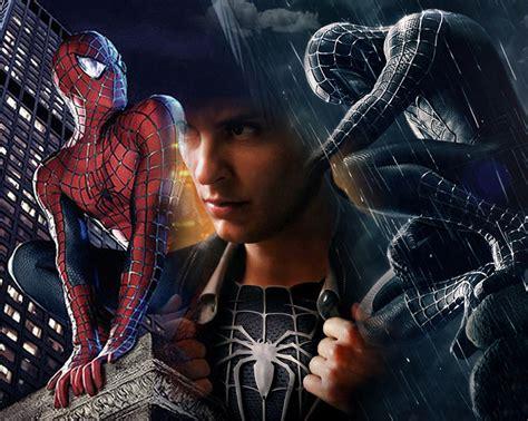 Spiderman (carnage) Vs Black Spiderman