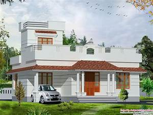 Modern house plans in kerala - Home design and style
