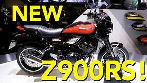 Kawa Z900 Rs : 2018 kawasaki z900rs and z900 rs cafe first look youtube ~ Jslefanu.com Haus und Dekorationen