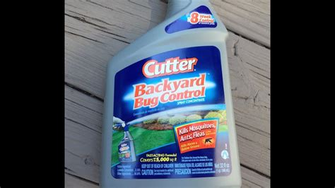 Cutter Backyard Bug Review by Cutter Backyard Bug Review Does Cutter Bug