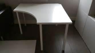 ikea linnmon corner table top furniture in mountain view