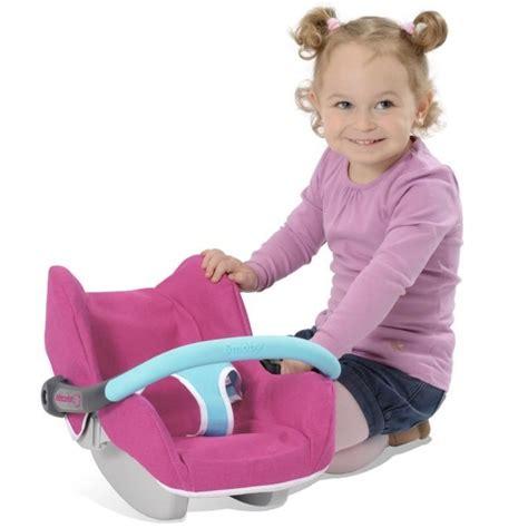 siege auto pour poupon smoby siège auto bébé confort achat vente accessoire