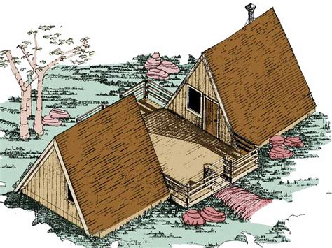 a frame house plans with garage a frame house plans cottage house plans