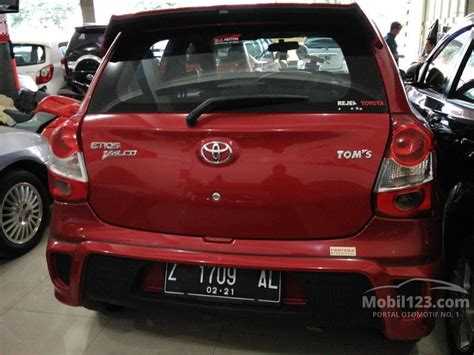Mobil Toyota Etios Valco by Jual Mobil Toyota Etios Valco 2016 G 1 2 Di Jawa Barat