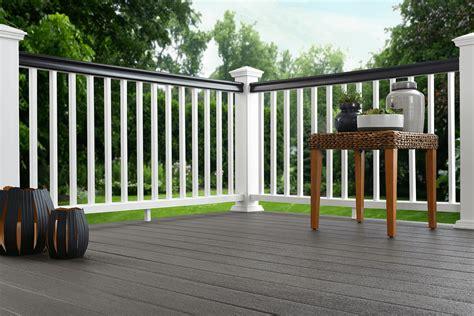 Porch Handrails by Deck Railing C L Ward