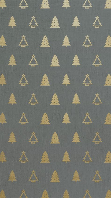 Gold Winter Wallpaper Iphone by Foil Tree Iphone Wallpaper Beautiful
