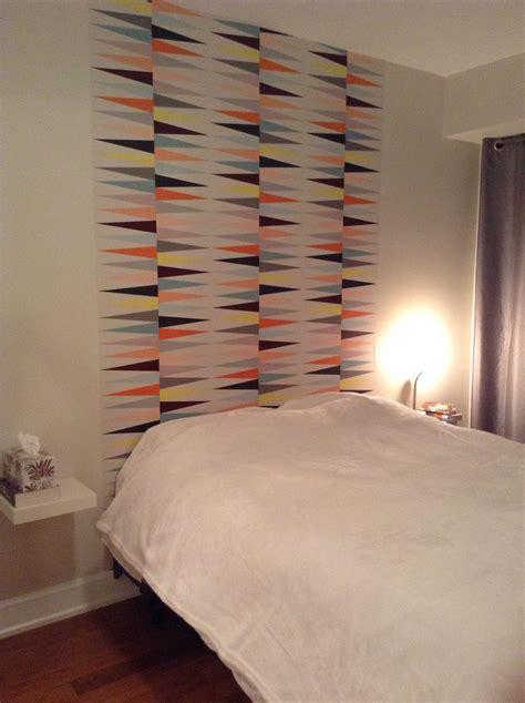tete de lit papier peint ikea wall pinterest papier