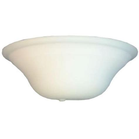 Wellston Ceiling Fan Replacement Glass Bowl 082392049362