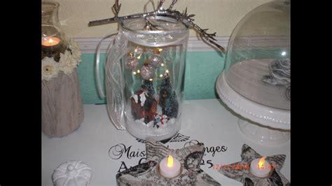 weihnachten im glas winterglas variante 2 winter im glas weihnachten im glas