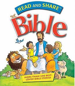 Read and Share ... Bible For Kids