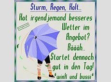 Sturm, Regen, Kalt Hat irgend jemand besseres wetter im