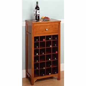 Winsome® Regalia 24 - Bottle Wine Cabinet - 151319