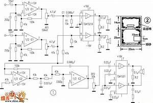 Intex 2 1 Speaker Circuit Diagram
