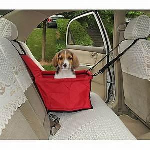 Voiture Pour Chien : toile panier imperm able protection si ge arri re auto voiture pour chien rouge ~ Medecine-chirurgie-esthetiques.com Avis de Voitures