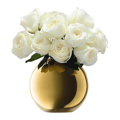 Gold Vase by Buy Lsa International Polka Vase Gold Amara