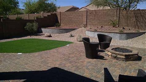 Arizona Backyard Landscape Ideas by Arizona Backyard Landscaping Design