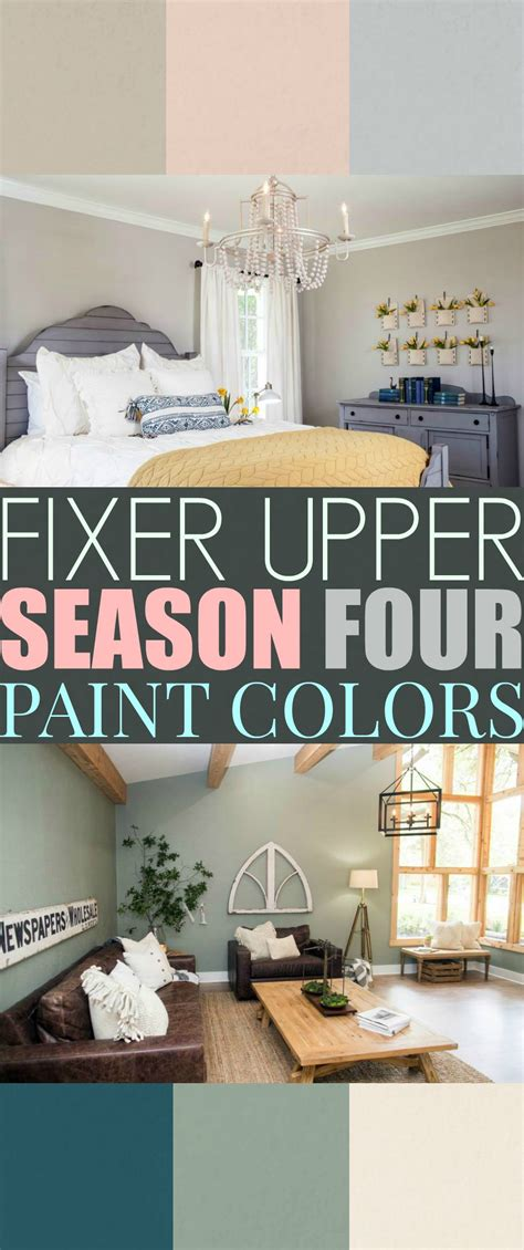 fixer season four paint opportunity fixer paint colors and decorating