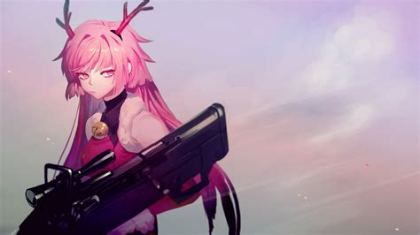 Wallpaper Hp Anime - 1920x1080 anime in frontline laptop hd