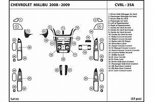 Dl Auto U00ae Chevrolet Malibu 2008
