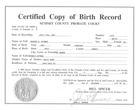 Migration To Australia Diy Sle Translated Documents Official Birth Certificate Template Bamboodownunder