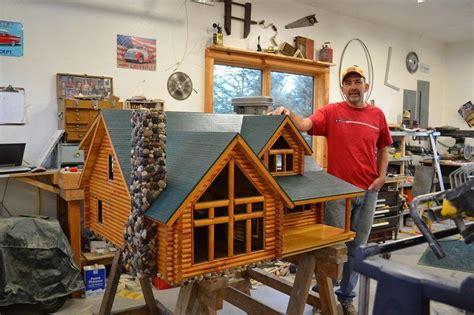 dollhouse  brevort  lumberjockscom woodworking
