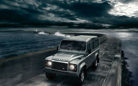 Black Land Rover Wallpaper by Land Rover Wallpaper 2560x1600 6913