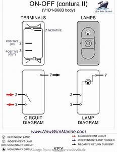 Wiring  Pin Rocker Switch Perfect Nice Mictuning Rocker