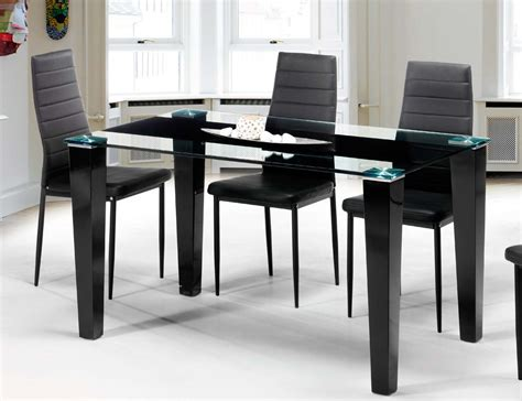 mesa comedor de vidrio templado mesa de comedor de cristal templado de 12 mm de grosor y
