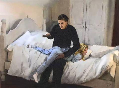 The Spanking Art Of Lee Warner