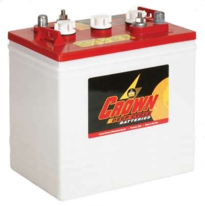 crown battery cr gc150 san diego batteries for sale