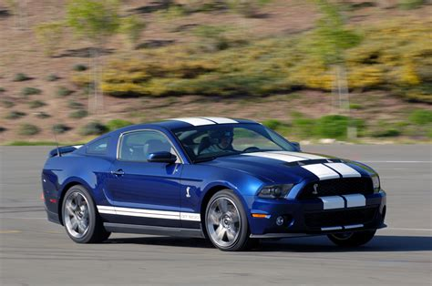 2011 Shelby Mustang Gt500 Specifications