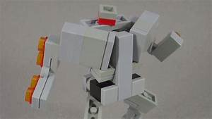 Instructions - Lego Transformers Airlock