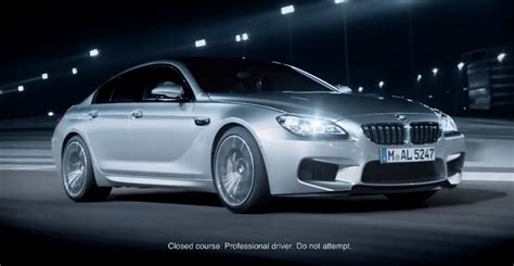 bmw commercial bmw 6 series facelift gets a new commercial entrepreneur