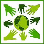 Solidarity Eco Icon Vector Clip Clipart Svg