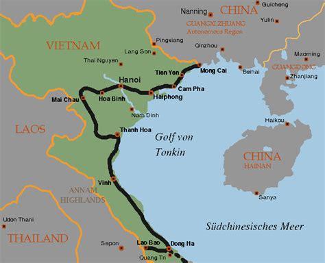 Meine Radtour in Nordvietnam
