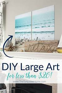 Best ideas about large art on