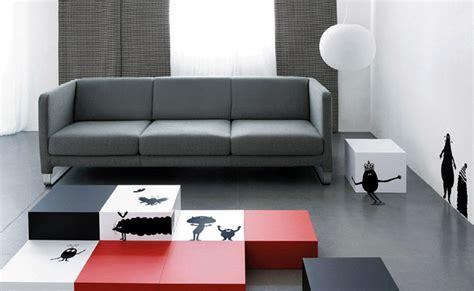 cool  contemporary sofas interiorzine