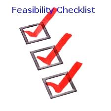 feasibility study cover letter sles business feasibility study checklist