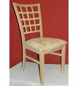 Chaise Chene Clair : chaise ch ne clair ~ Teatrodelosmanantiales.com Idées de Décoration