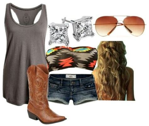 Beautiful Summer Clothes Collections Country Clothes # Summer Time # Summer Clothes # Country ...
