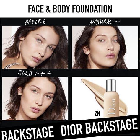 dior backstage face body foundation kaufen deutschland
