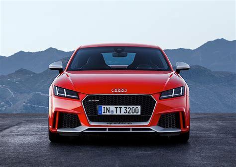 Audi Tt Rs Roadster (2016) Review
