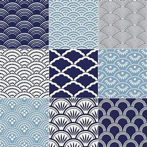 Papier Peint Japonisant : papier peint motif de vagues de l 39 oc an transparente ~ Premium-room.com Idées de Décoration