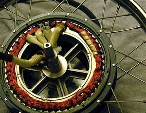 Ingredients For Fast Electric Bike  Motor  Controller  And