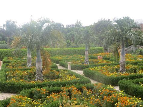 bermuda botanical gardens formal garden at bermuda botanical garden picture of